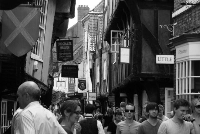 York black and white 3