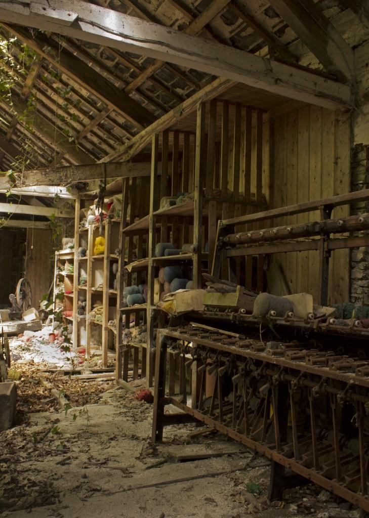 Hughes' Textile Mill 13